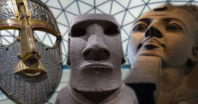 10 of the Best Things to See at the British Museum