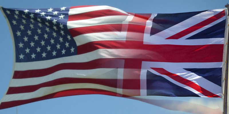 The Divergent Paths of British and American English