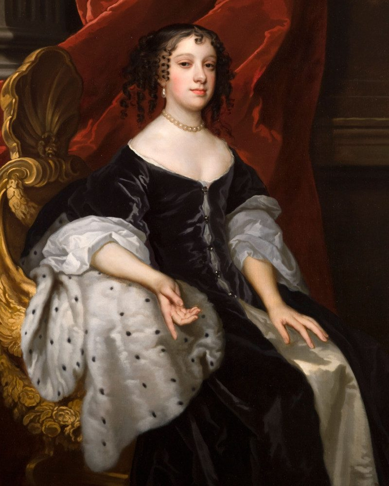 Catherine of Braganza by Peter Lely, 1665