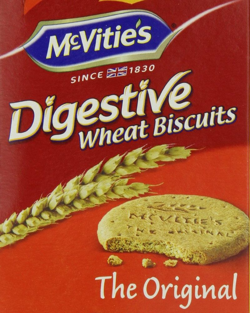 McVities Digestive Wheat Biscuits