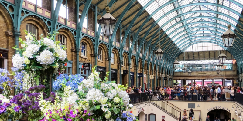 10 Fascinating Facts About Covent Garden, London – Britain ...