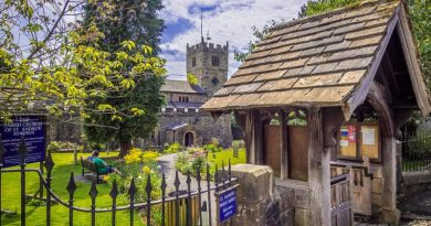 The Beautiful Churches of Rural England